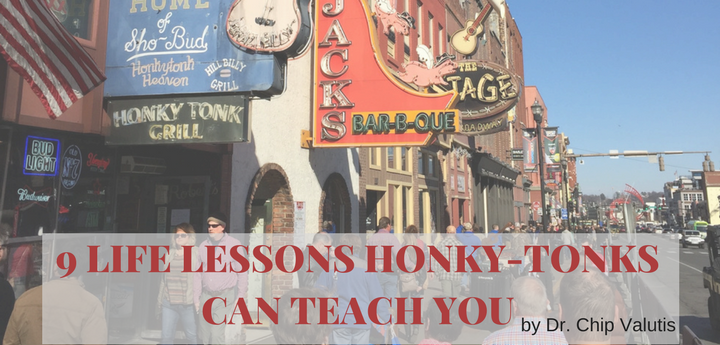 9 Life Lessons Honky-Tonks Can Teach You