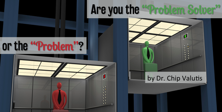 Are you the Problem Solver or the Problem